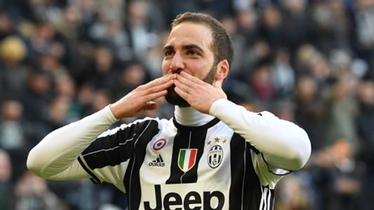 HD Gonzalo Higuain Juventus