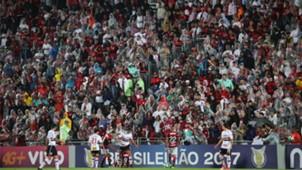 Flamengo x São Paulo Ilha do Urubu Brasileirão 03 07 17