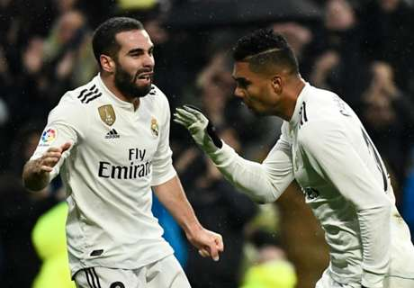 Has Casemiro's cracker helped Madrid get their mojo back?