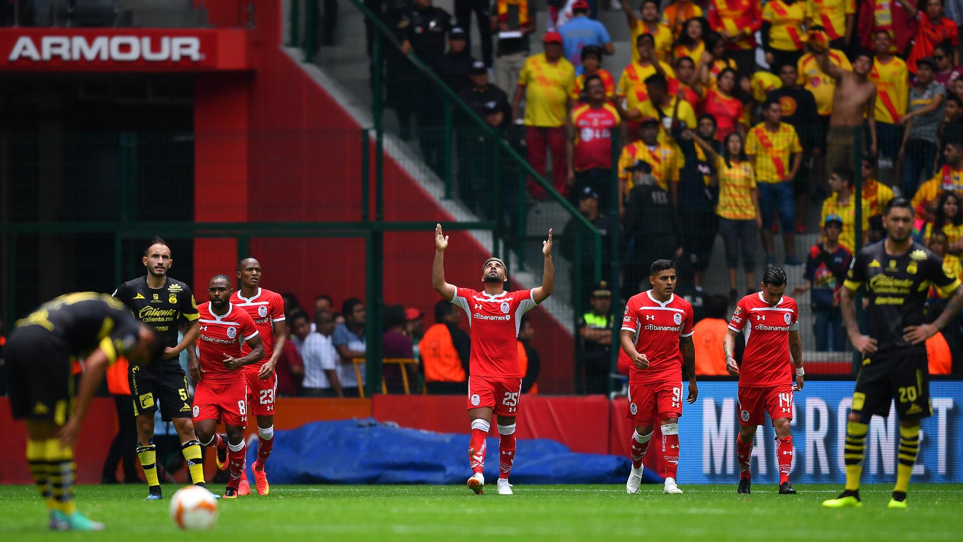 Toluca Liga MX Apertura 2018