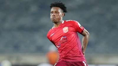 Abdoulaye Paye Camara of Horoya AC