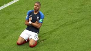 Kylian Mbappe Frankreich WM 2018 30062018