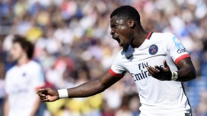 Serge Aurier Paris Saint German Ligue 1