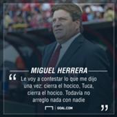 Frase Miguel Herrera sobre Ferretti
