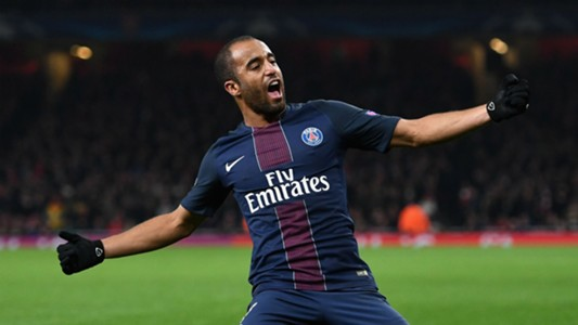 Lucas Moura Paris Saint-Germain PSG
