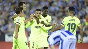 Philippe Coutinho FC Barcelona 26092018