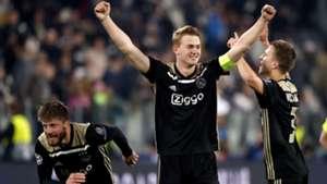 Matthijs de Ligt Ajax 04162019