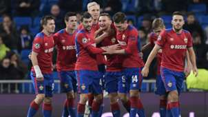 Real Madrid vs CSKA Moscow Champions League 2018-19