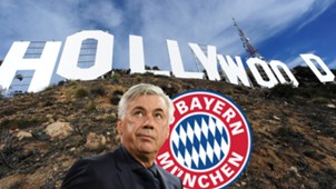 Ancelotti FC Hollywood