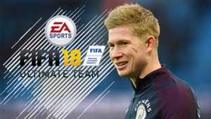 Kevin de Bruyne FIFA Ultimate Team