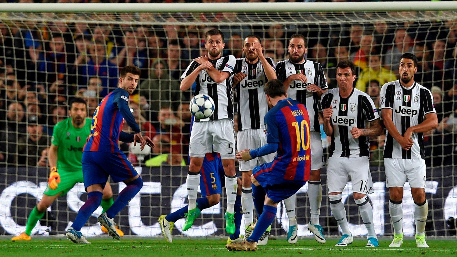 barcelone v juventus r u00e9sum u00e9 du match  19  04  2017  ligue