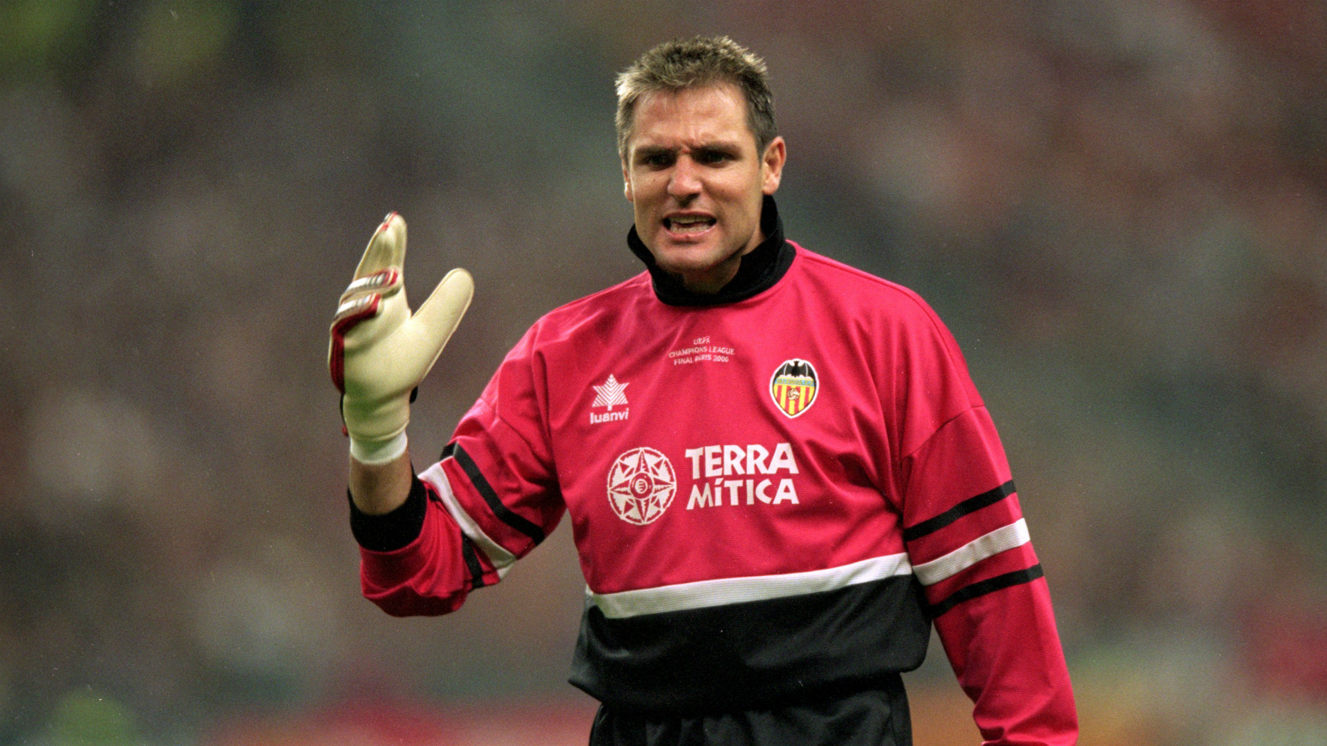 Canizares Valencia Champions League 2000