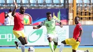 Moses Simon - Nigeria vs. Guinea