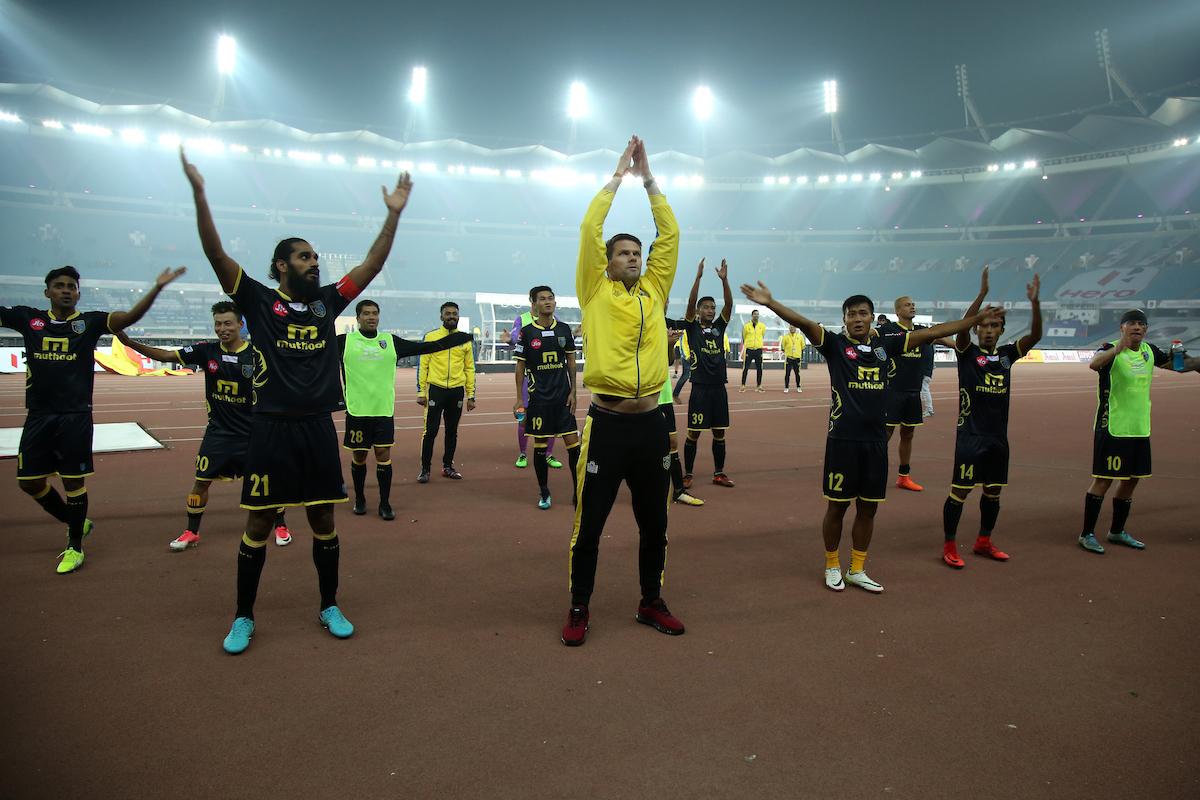 Manjappada Kerala Blasters Delhi Dynamos