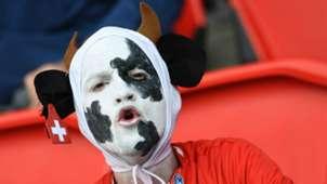Switzerland fan Euro 2016