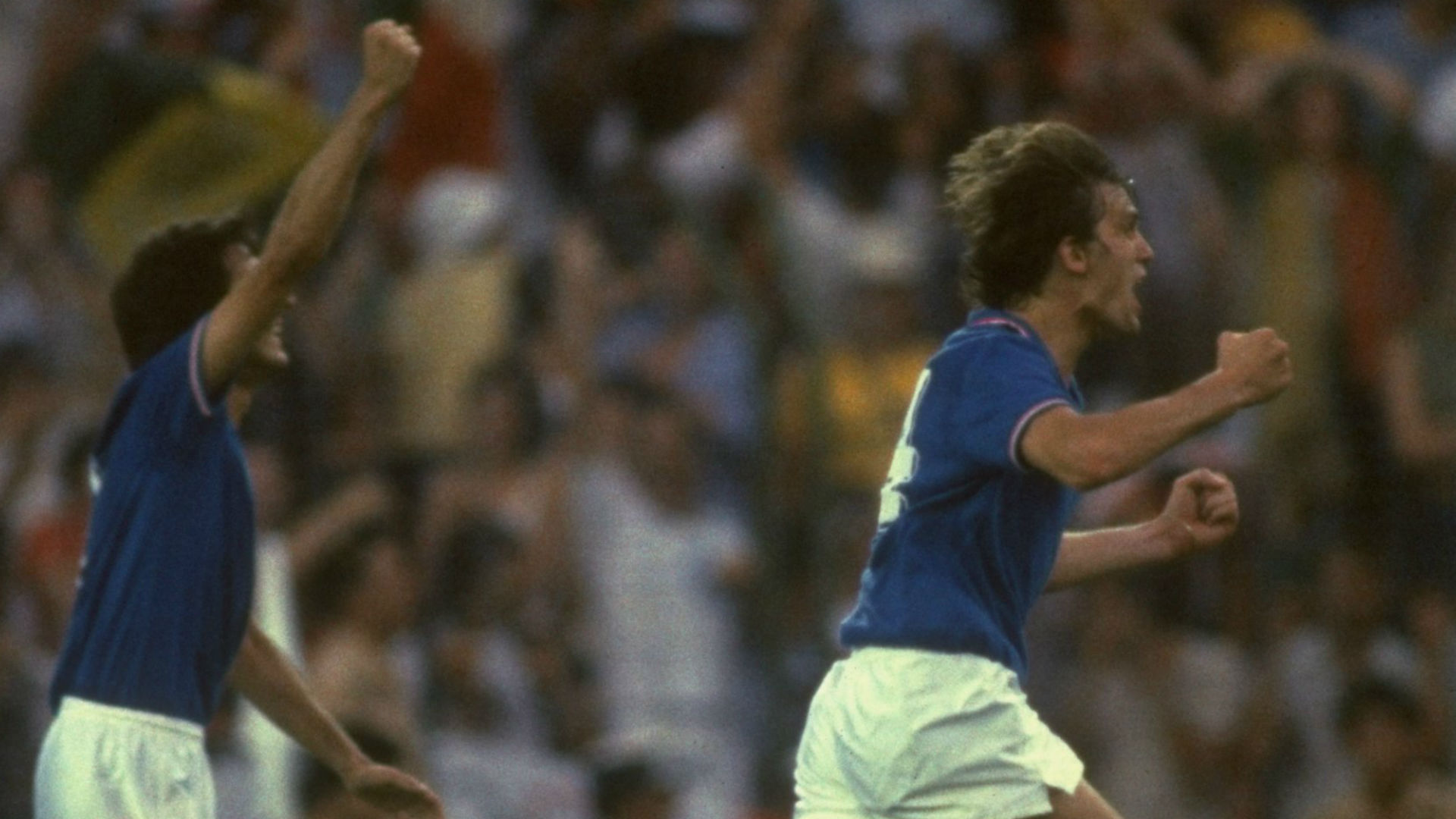 Marco Tardelli Italy World Cup 1982