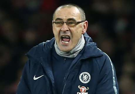 Sarri: I am not scared of Chelsea's player power