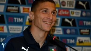 Caldara Italy National Team