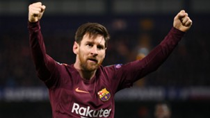 LIONEL MESSI BARCELONA UEFA CHAMPIONS LEAGUE 20022018