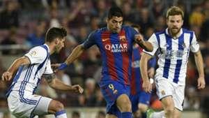 Luis Suarez Barcelona Real Sociedad La Liga
