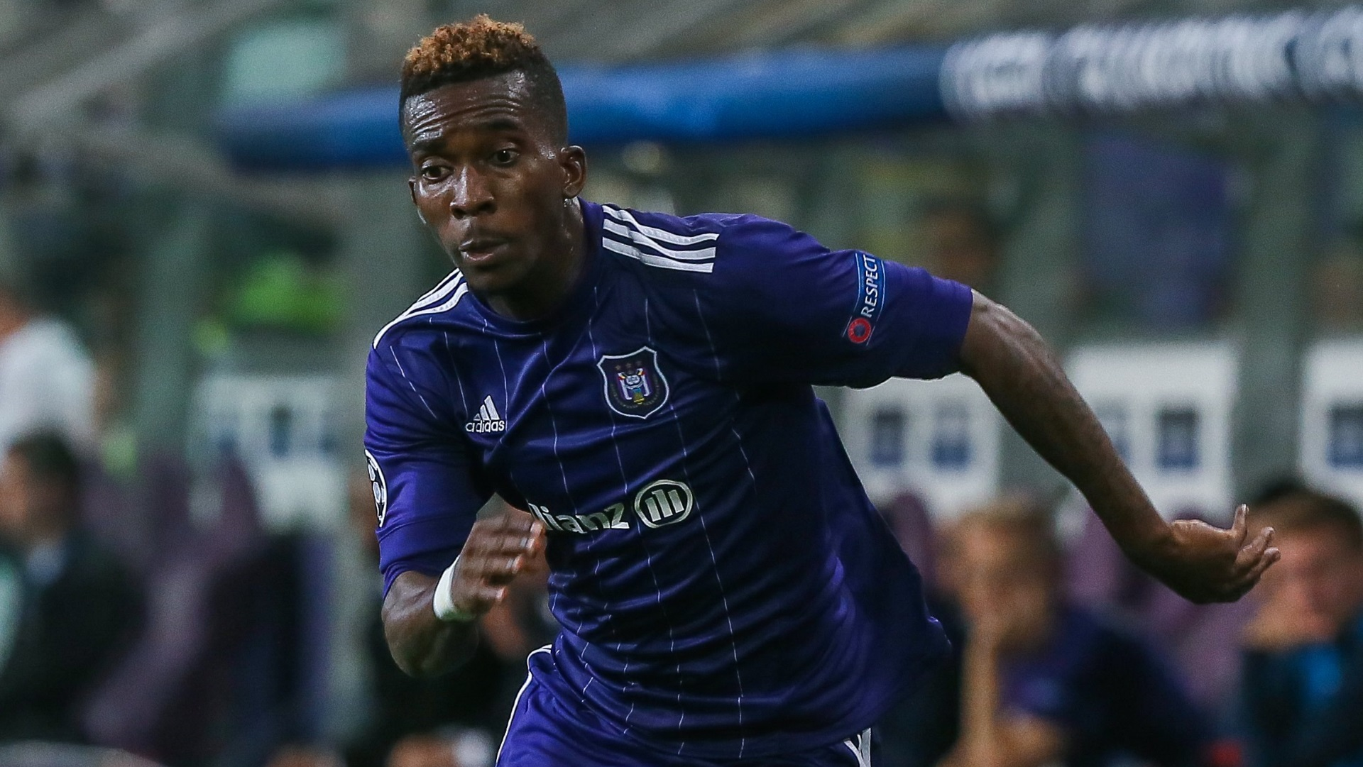 Onyekuru scores brace as Anderlecht edge past Mechelen