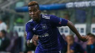 Henry Onyekuru of Anderlecht