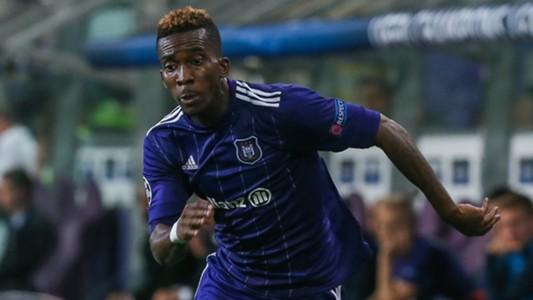 Onyekuru scores another goal in Belgium