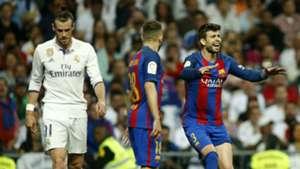 Real Madrid v Barcelona La Liga 23042017