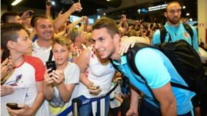 Marko Pjaca Croatia fans
