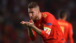 Sergio Ramos España Croacia Spain Croatia UEFA Nations League 11092018