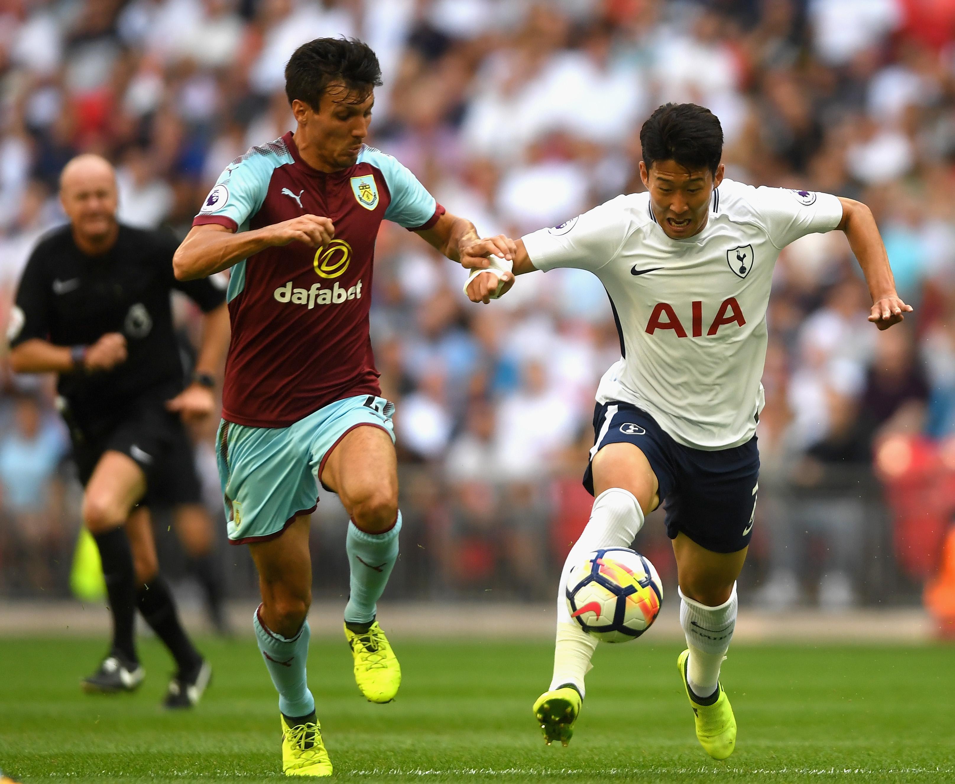 Tottenham vs Burnley
