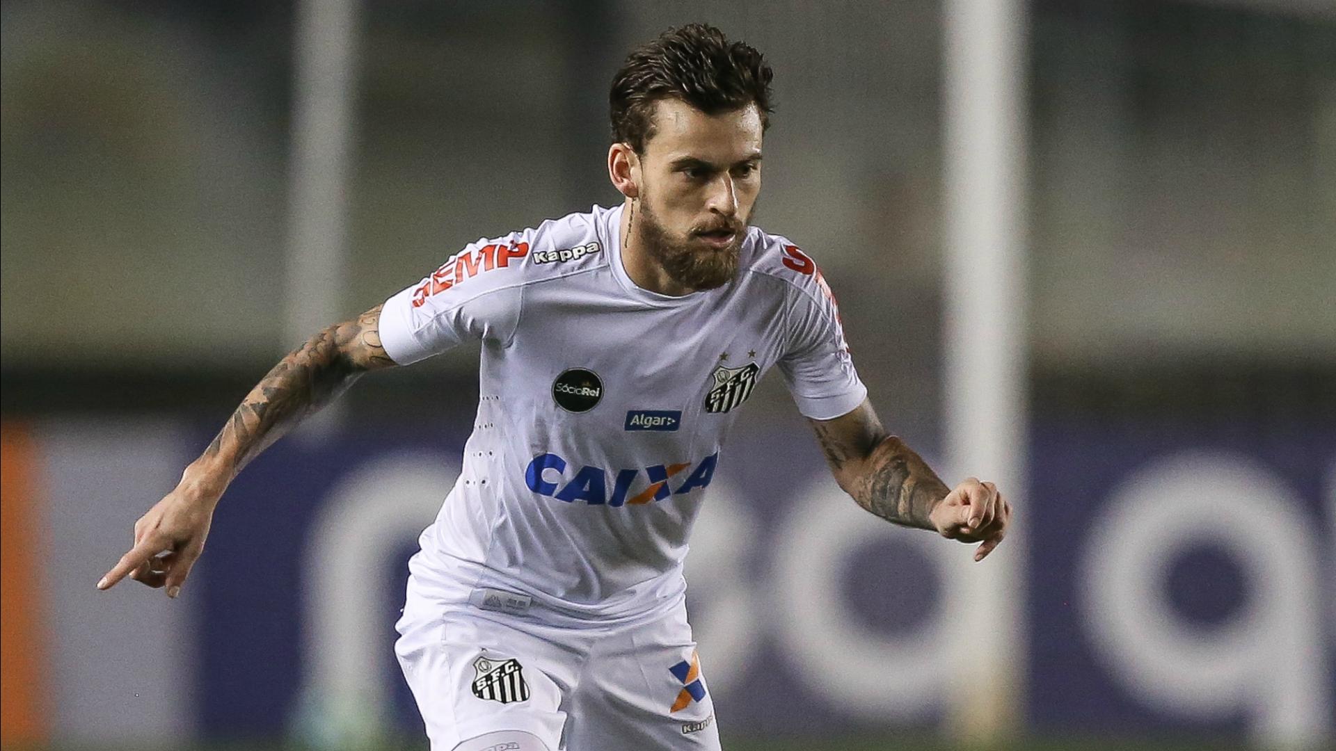 Inter, salgono le quotazioni di Lucas Lima per il centrocampo