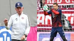 GFX Heynckes Neuer Bayern