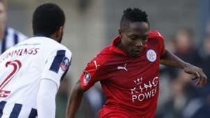 Ahmed Musa, Leicester City