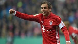 Philipp Lahm Bayern München 26042017