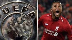 UEFA Georginio Wijnaldum Liverpool
