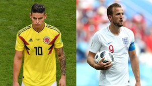 James Rodriguez_Harry Kane