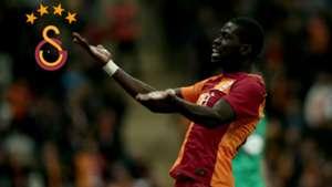 Badou Ndiaye Galatasaray logolu