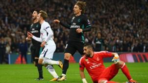 Tottenham Real Madrid Champions League 01112017