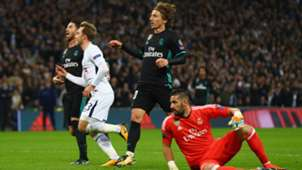 Tottenham Real Madrid Champions League 01112017