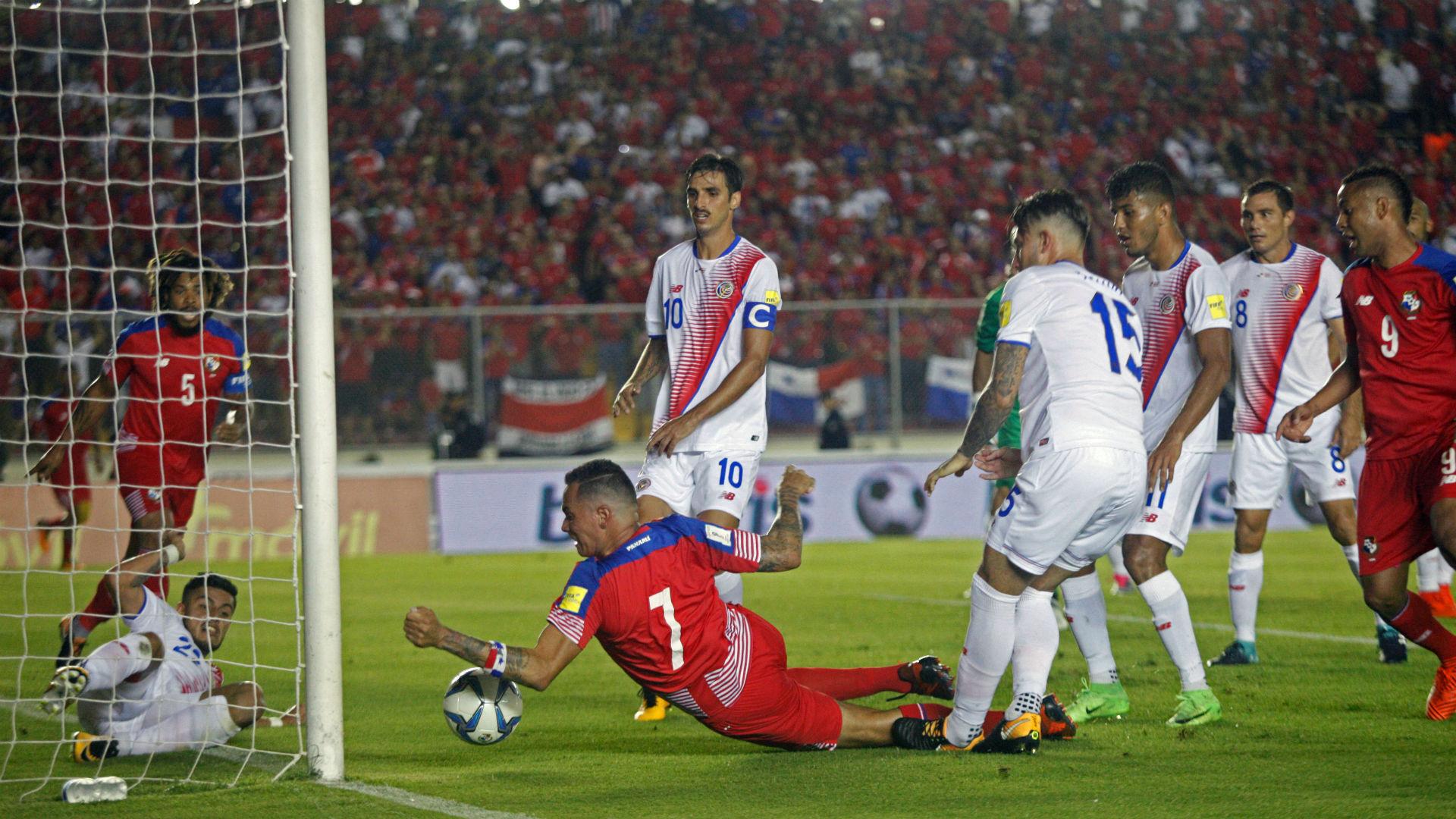 Roman Torres Panama Costa Rica 11102017