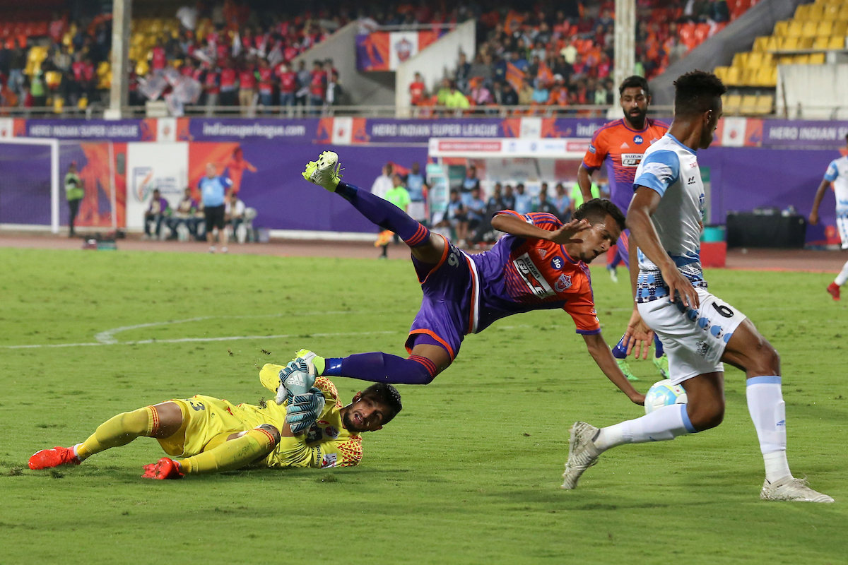 Pune City Jamshedpur FC