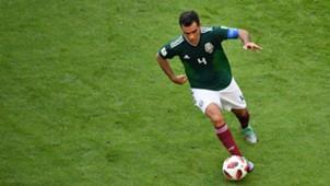 Rafa Márquez Selección mexicana 020718