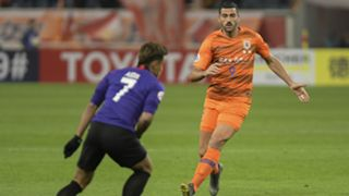 Graziano Pelle, Shandong Luneng v Johor Darul Ta'zim, AFC Champions Leauge
