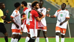 محمد صلاح - مصر - النيجر