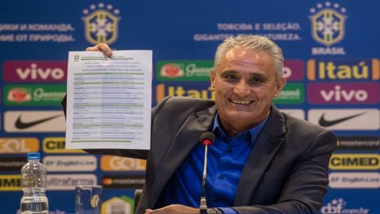 Tite Seleção Brasileira