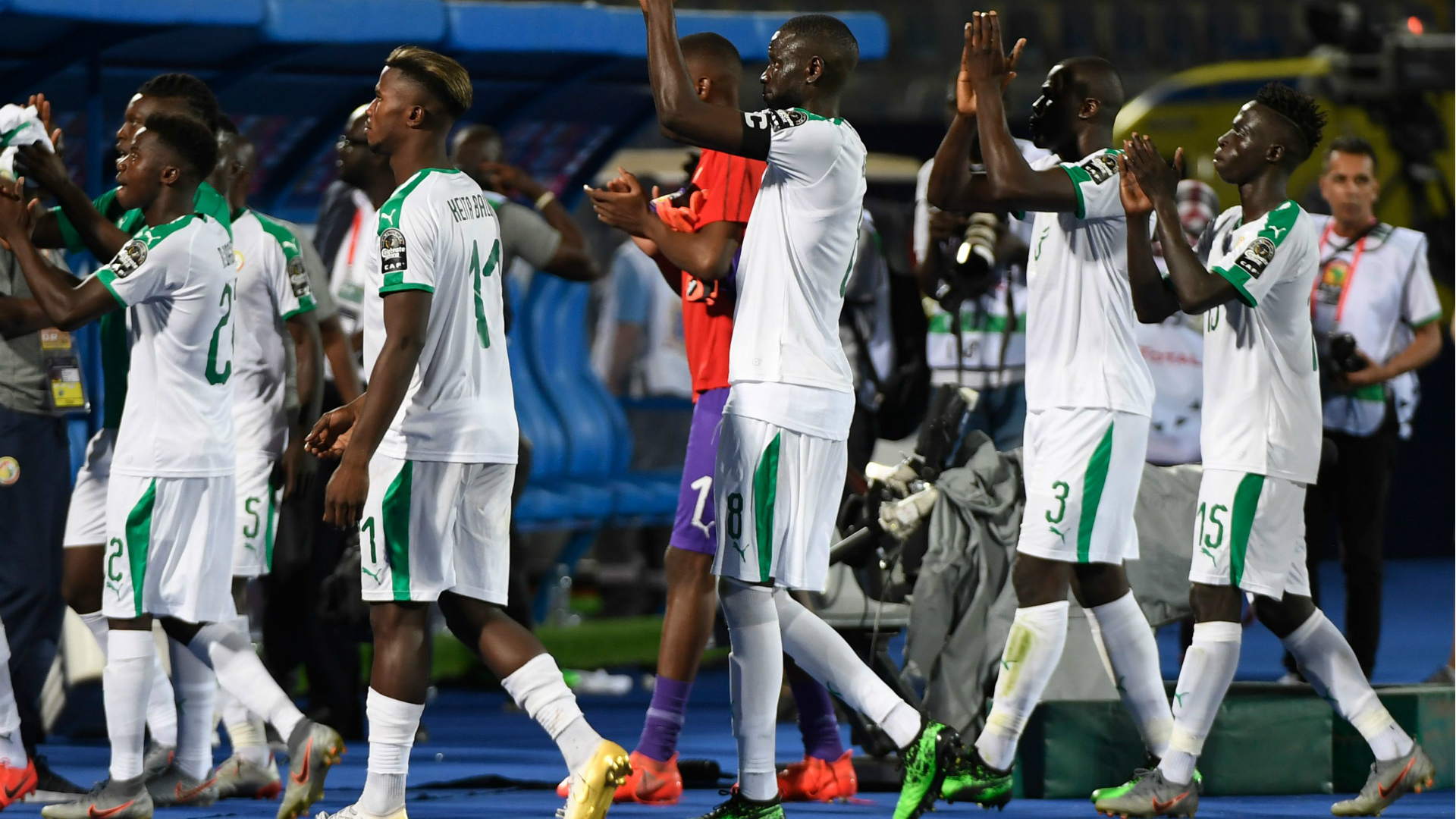 Senegal 0-1 Algeria: Africa Cup of Nations 2019