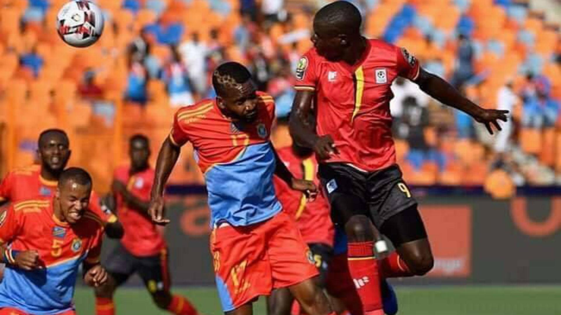 Uganda v DR Congo.