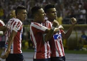 Junior Medellín Liga Águila 2018-II