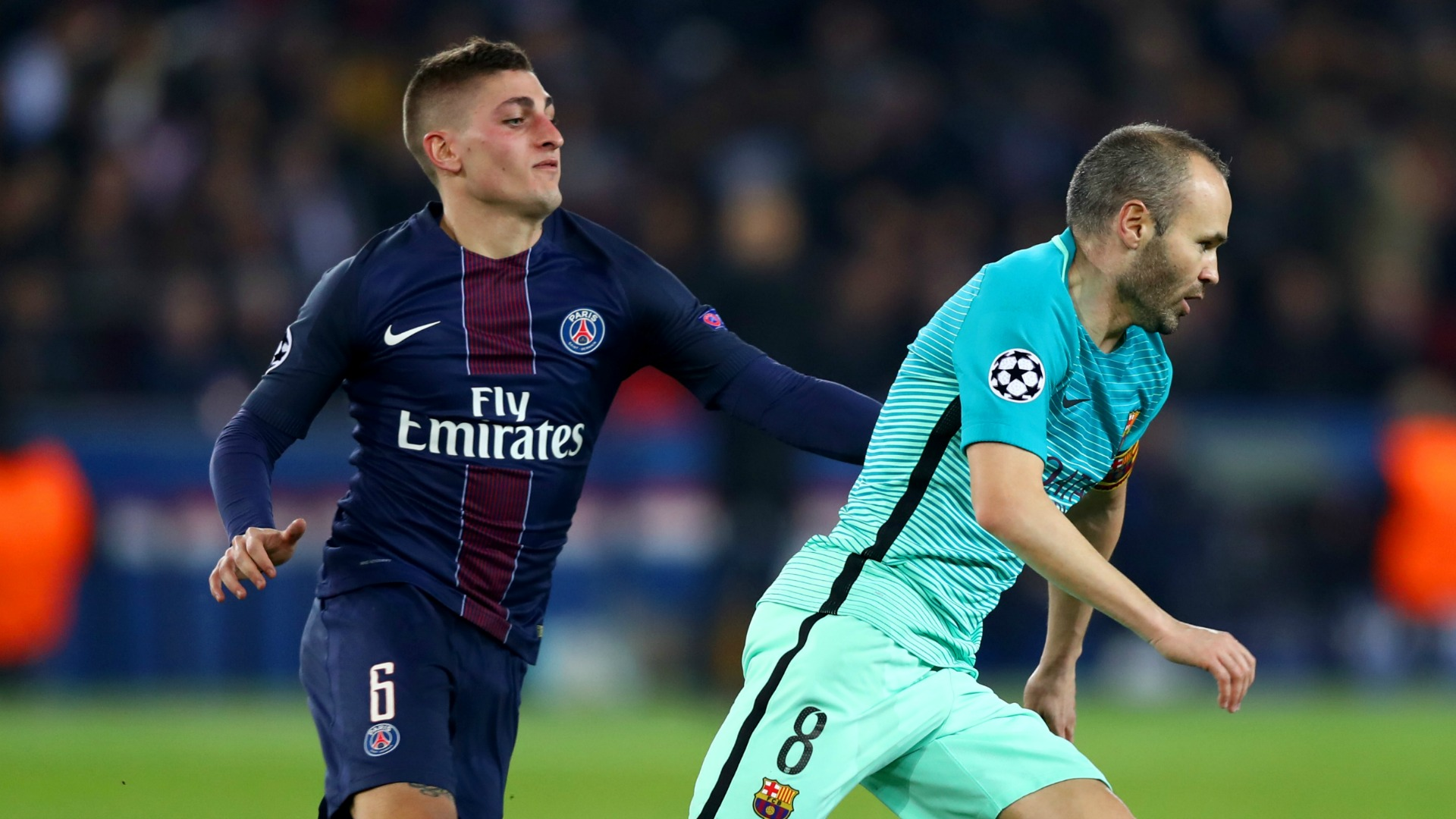 Retroscena Verratti: